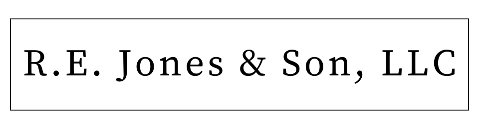 R.E. Jones and Son LLC